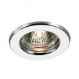Встраиваемый светильник светильник IP20 GX5.3 50W 12V CLASSIC 369702 NT12 275 хром