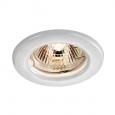 Встраиваемый светильник светильник IP20 GX5.3 50W 12V CLASSIC 369705 NT12 276 белый