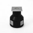 Грунтовый светодиодный светильник B2WDS0157 240V 1X2W IP67 (Холодный белый)/B2AS0102_2015