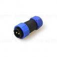 Коннектор А-SP2110P 2-pin для моноцвета (ПАПА)