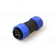 Коннектор А-SP2110P 4-pin для RGB (ПАПА)