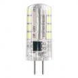 Лампа светодиоднаяG4 SMD 3W AC 220V 360° 3300K