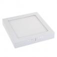 Накладной потолочный светодиодный светильникDLS020 18W 4200K