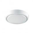 Накладной светодиодный светильник DLR-9 AC170-265V 9W 159 мм х35 мм (Холодный белый) 650lm