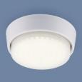 Накладной точечный светильник1037 GX53 WH белый
