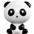Ночник Feron 23255 панда черный