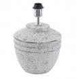 Основа для настольной лампы DUMPHRY 1, 1X60W (E27),  ?245, H350, керамика, серый