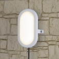 Пылевлагозащищенный светодиодный светильникLTB0102D 17 см 6W