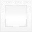 Рамка на 1 пост WL05-Frame-01 Белый