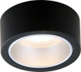 Светильник Artelamp   A5553PL-1BK 1x11W 1xGX53