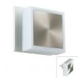 Светильник-ночник (в розетку) с выкл IP20 24 LEDx0.06W  220V NIGHT LIGHT 357321 NT16 101 белый/сталь