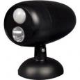 Светильник-ночник с датчиком движения 23292 черный