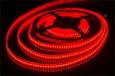 Светодиодная лента192LED 15W 24V IP65 красный свет