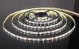 Светодиодная лента3528/60 LED 4.8W IP20 [белая подложка] белый свет