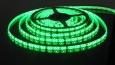 Светодиодная лента3528/60 LED 4.8W IP65 [белая подложка] зеленый свет