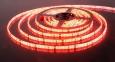 Светодиодная лента3528/60 LED 4.8W IP65 [белая подложка] красный свет