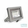Светодиодный прожектор  LRF-01-LED-30-3000-OP-GR-IP65 (24шт/кор)