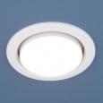 Точечный светильник1035 GX53 WH белый