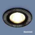 Точечный светильник2003 MR16 BK/SL черный/серебро