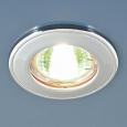 Точечный светильник7002 MR16 SL матовое серебро