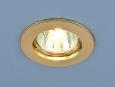 Точечный светильник863 MR16 GD золото