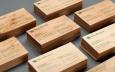 Изготовление деревянных визиток