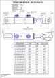 Гидроцилиндр ЦГ-50.30х140.01