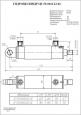 Гидроцилиндр ЦГ-50.30х160.23-02