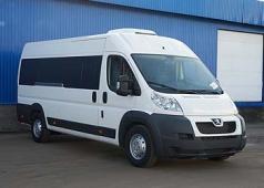 Микроавтобус Пежо
