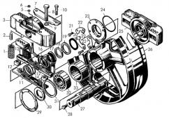 Колеса натяжные Т-170