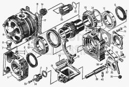Установка привода насоса 18-26-485СП Т-130
