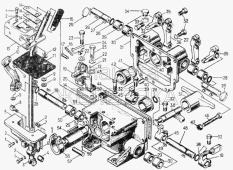 Механизм управления поворотом 24-13-1СП Т-130