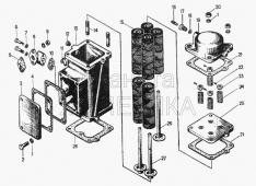 Фильтр тонкой очистки топлива 70101СП Т-130
