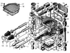 Сервомеханизм Т-170