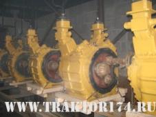 КПП Т-170 КПП Т-130