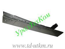 Боковина капота правая  дв. ЯМЗ-238М2. Челябинск