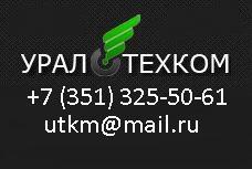 Колодка рабочего тормоза н/о (под однополосный цилиндр)  АЗ УРАЛ. Челябинск