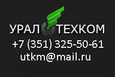 Барабан рабочего тормоза с проточкой (под штампов.щит)  АЗ УРАЛ. Челябинск
