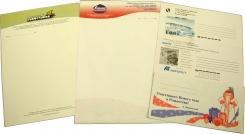 Фирменные бланки, конверты с фирменной символикой