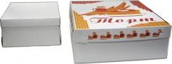Коробки тортовые с высоким дном 0,5 кг,  1 кг