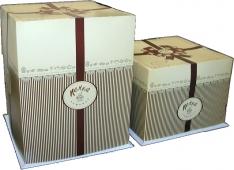 Коробки для заказных тортов