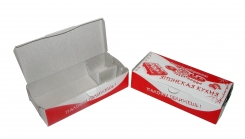 Коробка под порцию роллов, суши 170х75х40
