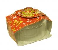 Упаковка для тортовых корексов с ручками