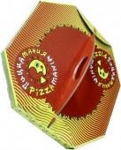 Коробка для пиццы восьмиугольная