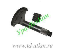 Шланг отводящий от масл. радиатора к картеру L-8. Челябинск