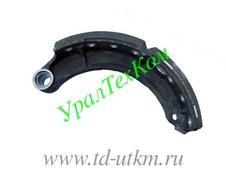Колодка рабочего тормоза н/о (под однополосный цилиндр). Челябинск