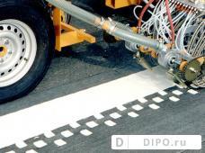 Краска для разметки дорог и аэродромов АК-510