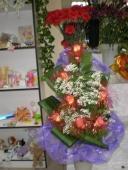 Букет Фонтанчик. Челябинск