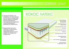 Матрас «Элит КОКОС ЛАТЕКС»