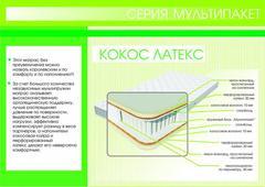 Матрас «Мультипакет КОКОС ЛАТЕКС»